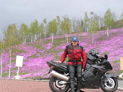 芝桜&自分.jpg
