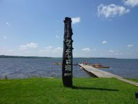 浜頓別のクッチャラ湖