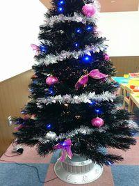相馬写真館のクリスマスツリー2