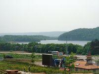 足寄湖の風景