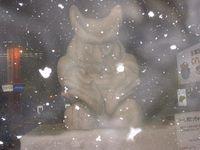 雪祭りの雪像8