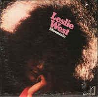 ) レスリー・ウェスト Leslie West - Mountain マウンテン(マウンテン1)  (1969)