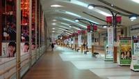秋田駅前コンコース