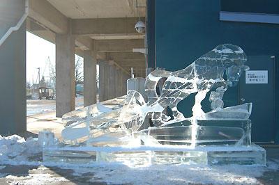 氷のばん馬