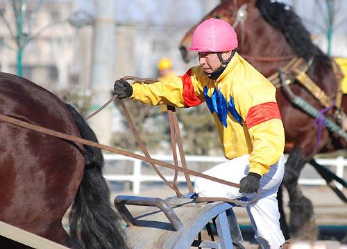 細川騎手。