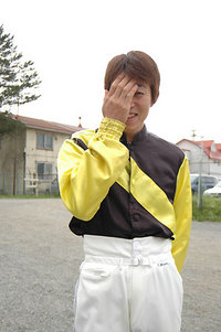 浅田達矢騎手の巻