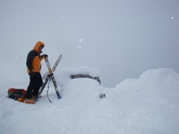 漁岳(1318.0m)リベンジ!