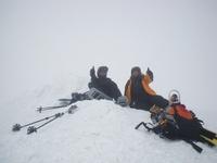 羊蹄山 春山スキー