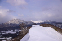 樽前山シシャモナイコース~多峰古峰山縦走(つづき)