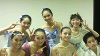 バレエの姫達♪