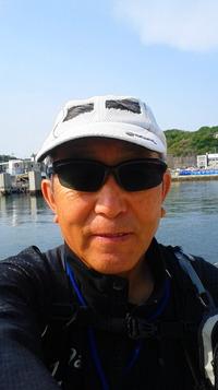5月7日、ゴール祝い…気仙沼から南三陸町へBRT、女川、仙台へ