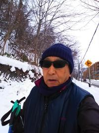 冬眠ではありません、走ってます。