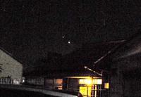金星と木星接近!