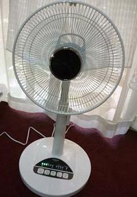 DC扇風機を買いました。