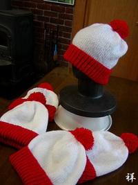 ウォーリーの帽子