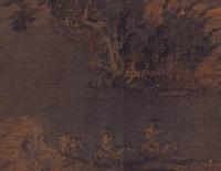國立故宮博物院(10)-江行初雪圖