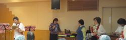 Ensemble-Erika:08.03.22気まま館へ