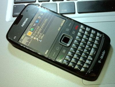 Nokia E73入手