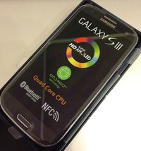 Samsung Galaxy S3入手