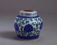 陶磁器(9)-成化の鬪彩