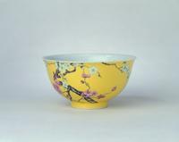 陶磁器(14)−琺瑯彩(景徳鎮官窯)