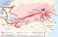 歴史/ ヨーロッパ(2)-タタールのくびき(1)
