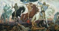 歴史/ヨーロッパ(4)-黙示録の四騎士