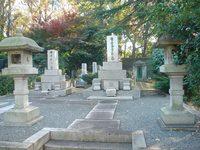 染井霊園(6)−幣原喜重郎の墓