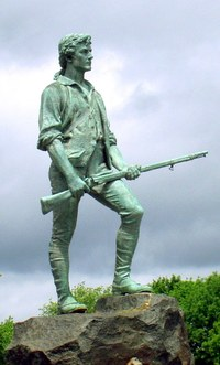 アメリカ(5)−独立記念日