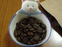 シルベストレコーヒーを飲みました!