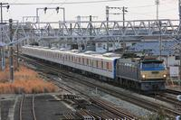 東武鉄道電車・甲種輸送