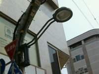 街路灯-旭川