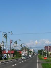 街路灯-中富良野町