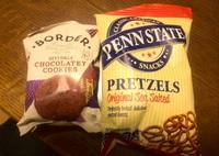 チョコレート食べて奮闘