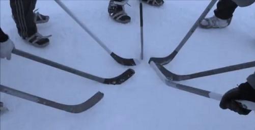 【本日公開】SNOWHOCKEY2015-オフショットver.-