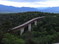 明神峠と三国峠と道坂峠