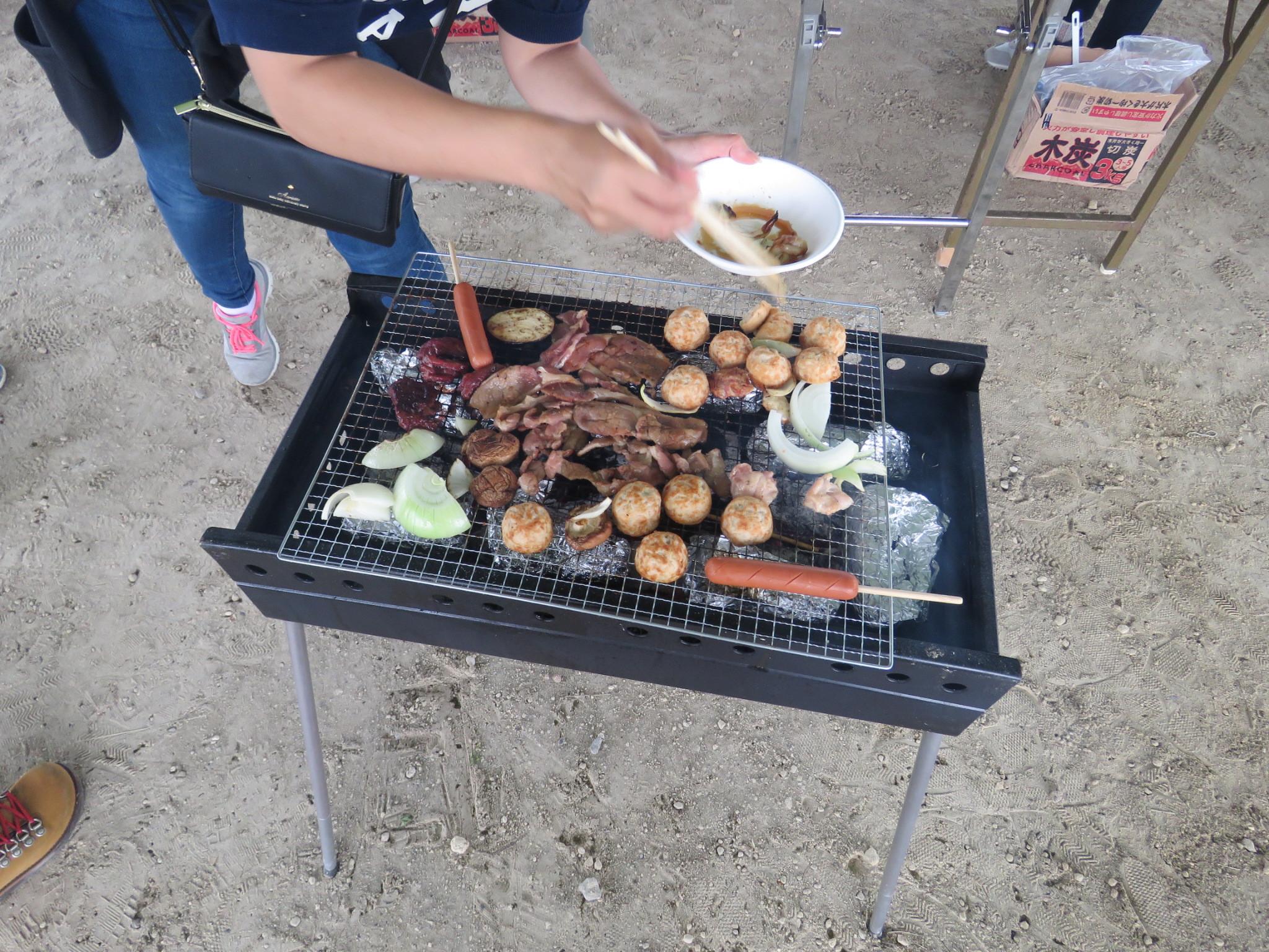 7月27日焼肉祭り