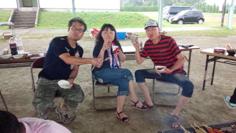 恵庭手話の会 焼き肉祭り