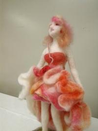 藤丸で人形展