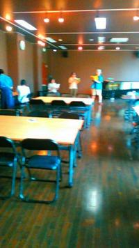 あけぼの学校祭で、講座生が実演