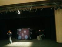 NIN企画、劇場入り。