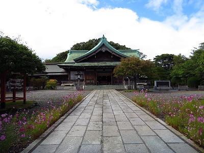 室蘭八幡宮神社