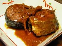 鯖の味噌煮 Ⅱ