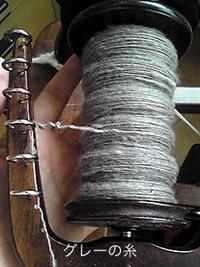 グレイの糸