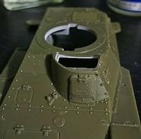 九七式軽装甲車製作記②