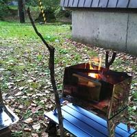 恒例の秋キャンプ!