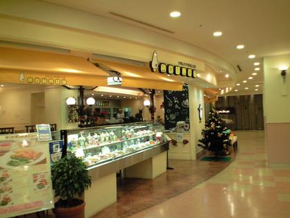ミルクパーラーMOUMOU アクアシティお台場店