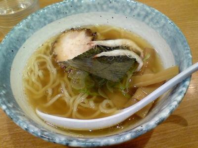 富山ラーメン 麺家いろは in ラーメン甲子園