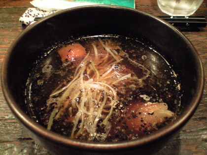 中田兄弟 (明大前) つけ麺