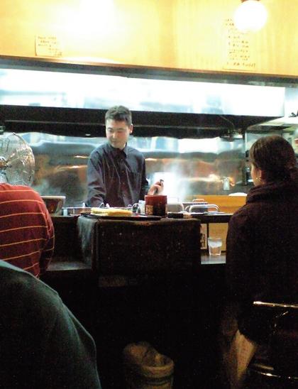 九段斑鳩 (九段下) 特製塩本鰹らー麺